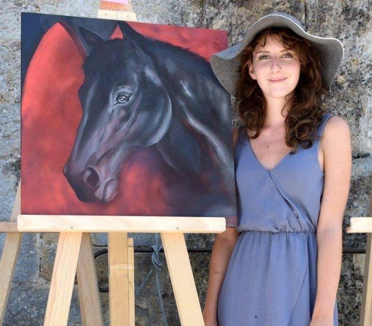 Alice Michaud Galop des Arts