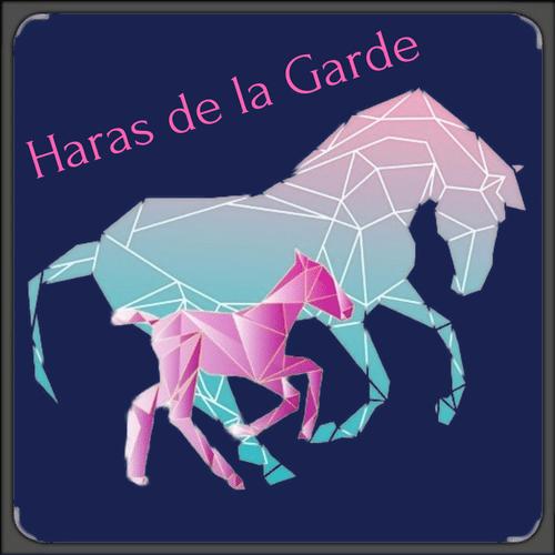 Logo Haras de la garde